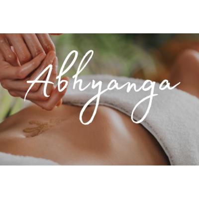 ABHYANGA soin ayurvédique à l'huile chaude