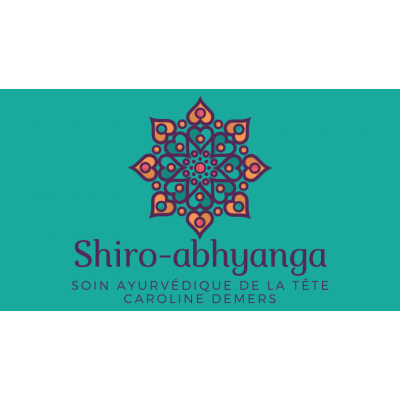 SHIRO-ABHYANGA soin ayurvédique de la tête avec Caroline Demers