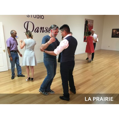 Cours Niveau 1 La Prairie (Mercredi)