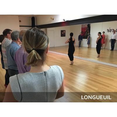 Cours Niveau 2 Longueuil