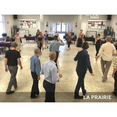 Cours Niveau 4 La Prairie (Mardi)